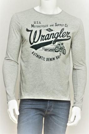 Толстовка мужская Wrangler 7A98 DE37