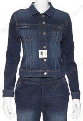 Куртка джинсовая Lee 541 HAIM
