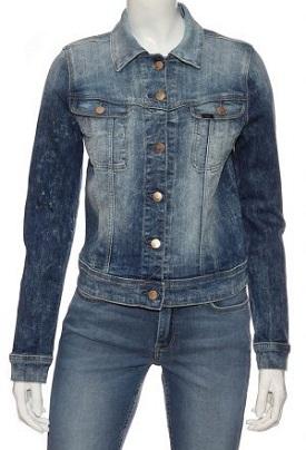 Куртка джинсовая Lee 541 PFOI