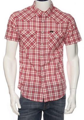 Рубашка мужская Lee 640 IDSK