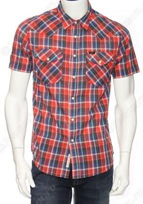 Мужская рубашка Lee 640 ZDAF