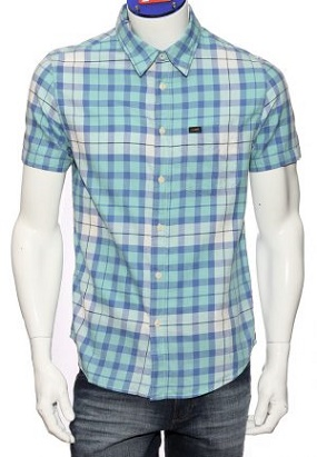 Рубашка мужская Lee 875 JPSB