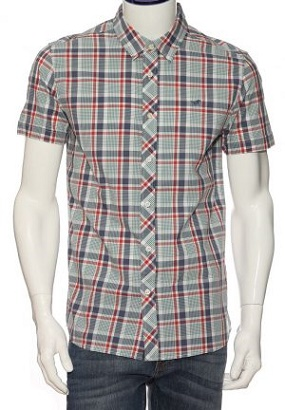 Рубашка мужская Mustang 4566 4349-579