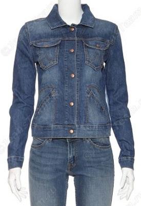 Куртка джинсовая Wrangler 403 9372T