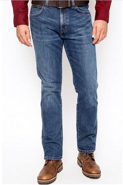 Мужские джинсы Вранглер Arizona Stretch 12O 3339E