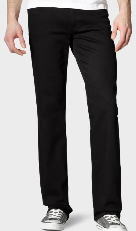 Mужские черные джинсы Mustang Tramper 1006741-4000-940