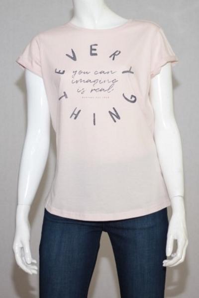 Женская футболка Мустанг 1005438-8024