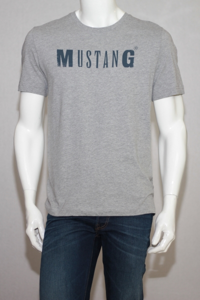 Футболка Mustang хлопковая1005454-4140