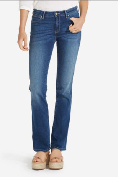 Женские джинсы Wrangler Bootcut W28BX785U