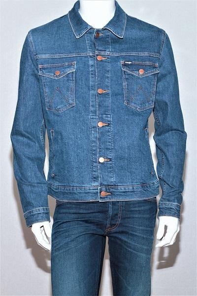 Куртка джинсовая Wrangler W44323090