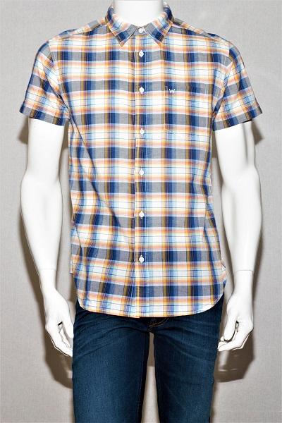 Мужская рубашка Вранглер 5860ORKE