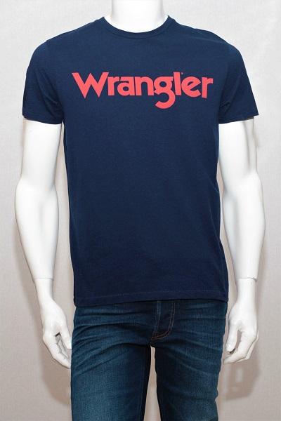 Мужская футболка Wrangler 7A86D335