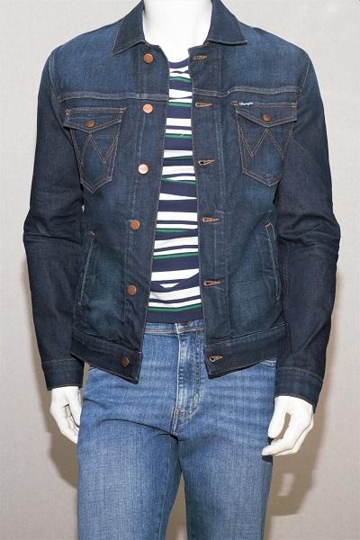 Джинсовая куртка Вранглер W443CJ97E