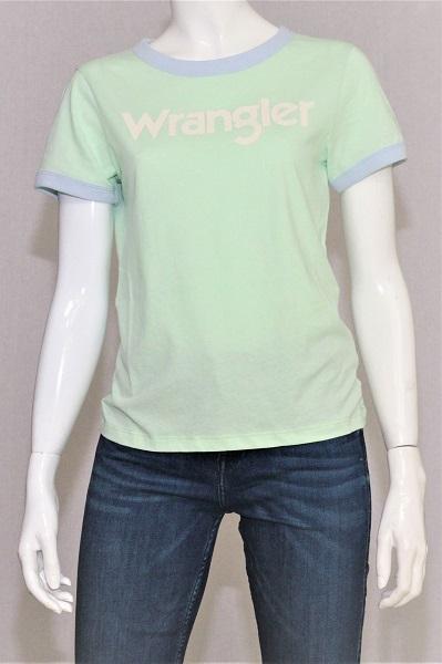 Футболка женская Wrangler W716SEVUG