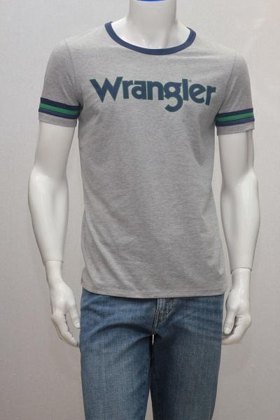 Футболка хлопковая Wrangler W7B28FK37