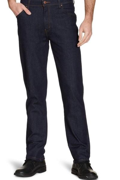 Джинсы темно-синие мужские Wrangler Texas W121K4009
