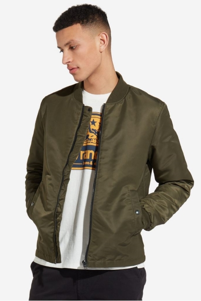 Куртка мужская  бомбер  Wrangler W4743WT45