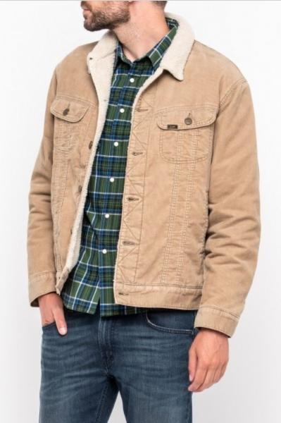 Куртка вельветовая на меху Lee L87AFA30