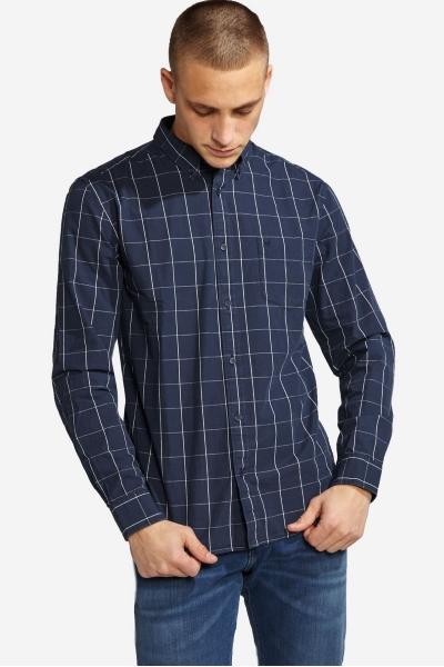 Классическая клетчатая рубашка Wrangler W58743N35