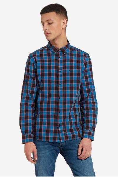 Рубашка прямого кроя Вранглер W5874NQ48