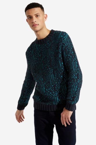 Джакардовый свитер Вранглер W8641QHAE