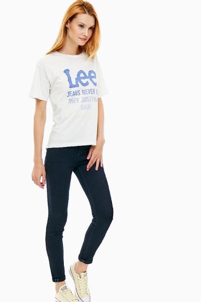 Женские джинсы c высокой посадкой Lee Scarlett Higt 626FGKK