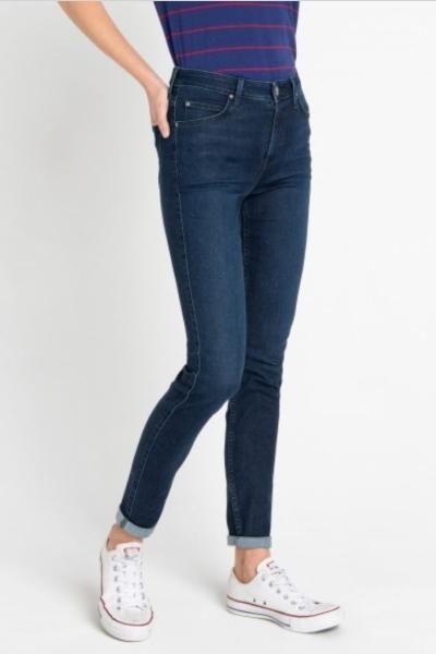 Темно синие женские джинсы Lee Marion L301FGVY