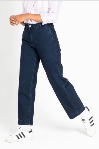 Широкие женские джинсы Lee L31G IVVR