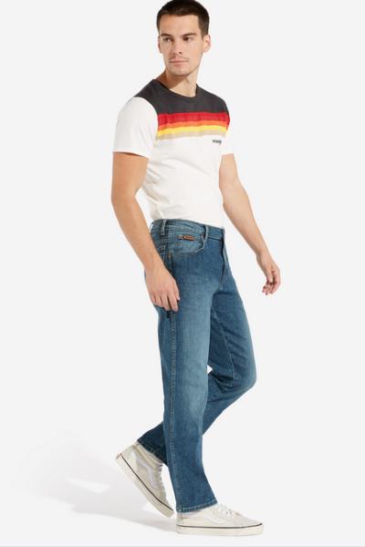 Классические джинсы для мужчин Вранглер Техас W121 2130E