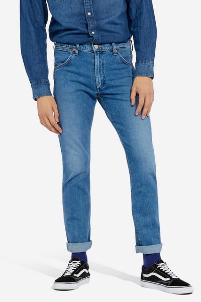Легендарные мужские джинсы Wrangler 11MWZ NEW ICON 1MZUH922
