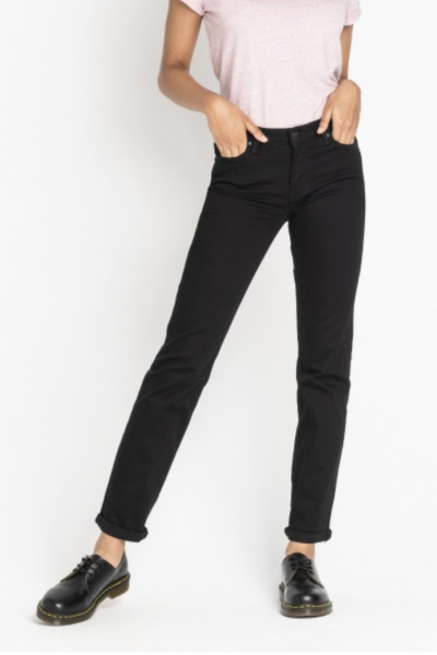 Женские черные джинсы Lee Marion L301FS47