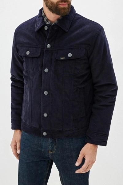 Куртка вельветовая на подкладке Lее L86HUUMA