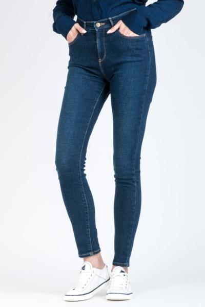 Узкие женские джинсы с высокой посадкой W27HVH78Y
