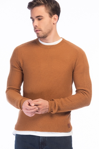 Мужской шерстяной свитер Wrangler W8627P1FE