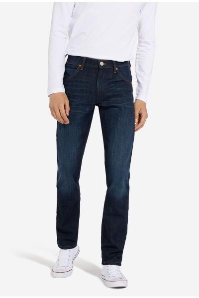 Синие узкие джинсы Вранглер W1MZXG10C