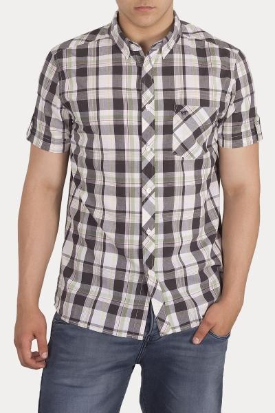 Рубашка с коротким рукавом Mustang 1007423-11310