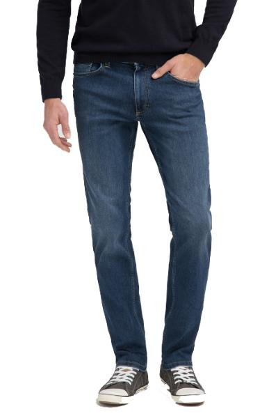 Классические синие мужские джинсы Mustang Washington 1007640-5000-881
