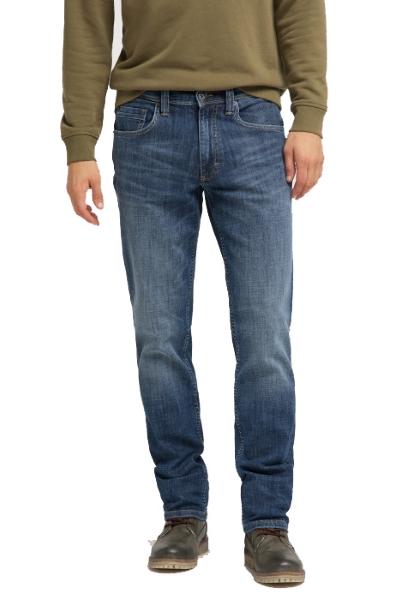 Мужские синие джинсы Mustang Tramper 1007935-5000-582