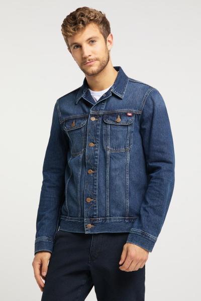 Джинсовая мужская куртка Mustang 1009087-5000-883