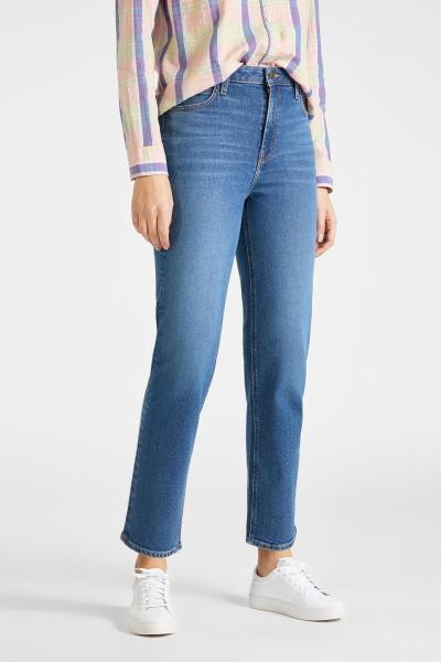 Женские джинсы Lee Carol прямого кроя