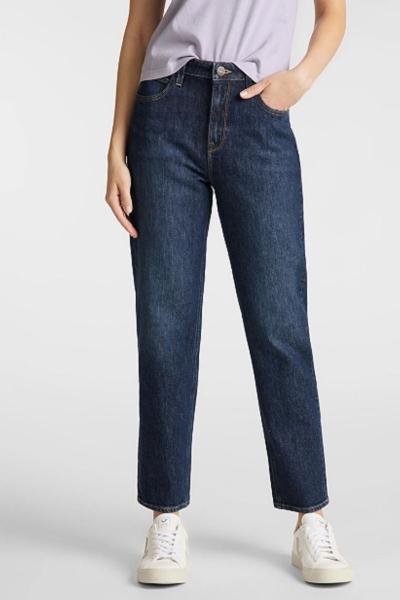 Женские прямые джинсы Lee Carol