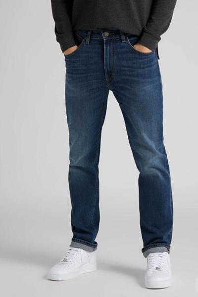 Классические мужские джинсы Lee Brooklyn Straight L452 DHLL