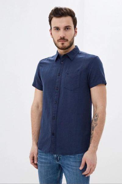 Рубашка однотонная Wrangler W5J1LO114