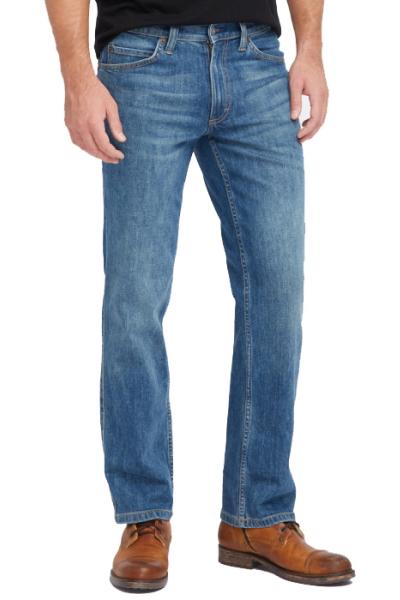 Светло синие джинсы Мустанг Трампер 1006744-5000-582