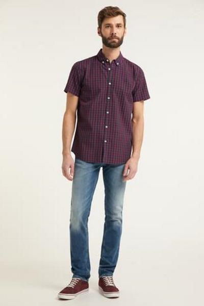 Рубашка для мужчин короткий рукав