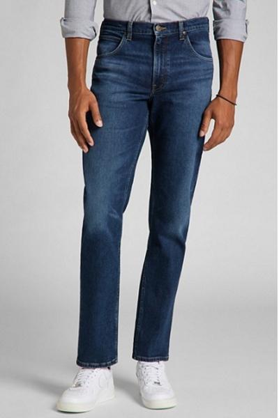 Синие мужские джинсы Lee Brooklyn L452DHGZ